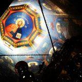 interior Mănăstirea Sfânta Ana Orşova