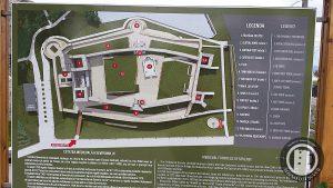 Hartă Cetatea Severinului