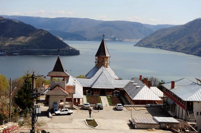 Mănăstirea Sfânta Ana Orşova