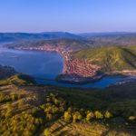 Orsova lac de acumulare ansamblu